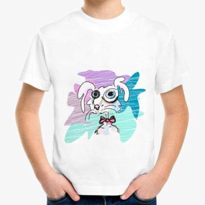Детская футболка Rabbit