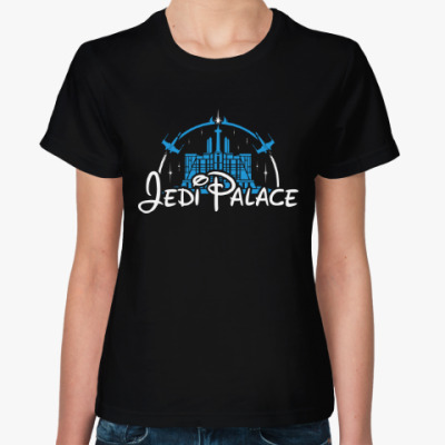 Женская футболка Джедаи