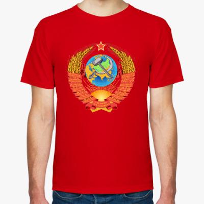 Футболка Герб СССР