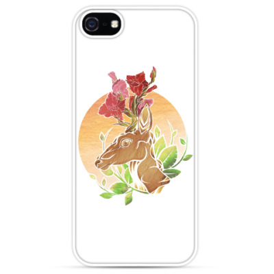 Чехол для iPhone Gladiolus Deer