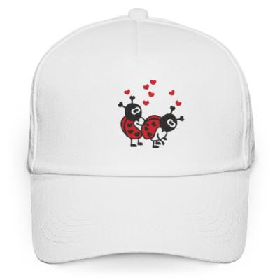 Кепка бейсболка Влюбленные букашки