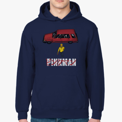 Толстовка худи Pinkman car