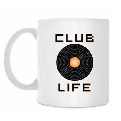 Кружка Клубная жизнь