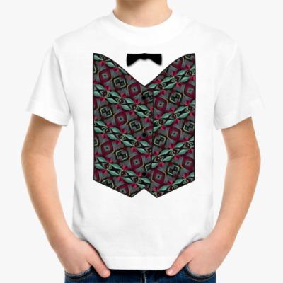 Детская футболка Жилет