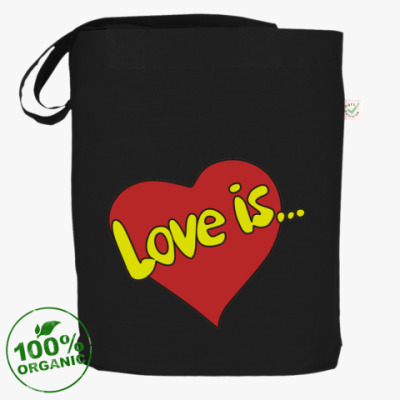 Сумка Love is