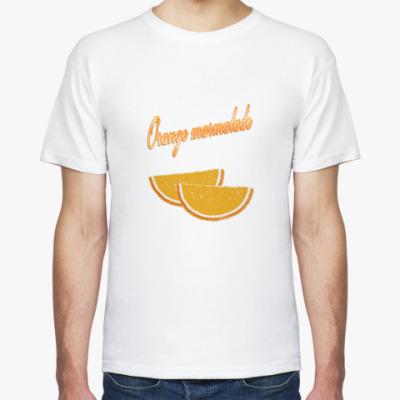 Футболка Orange marmalade
