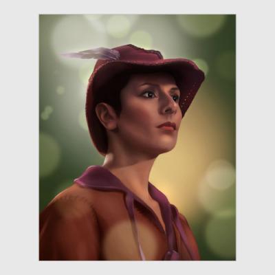 Постер Star Trek: Deanna Troi