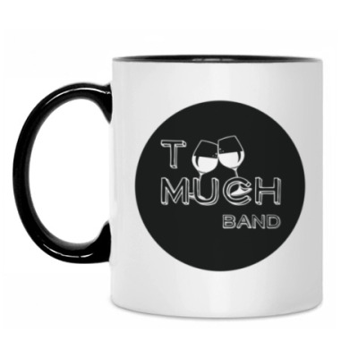 Кружка Too Much Band