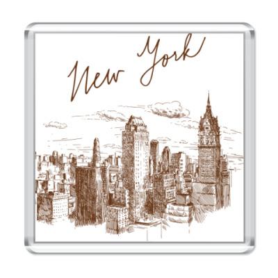 Магнит   New York