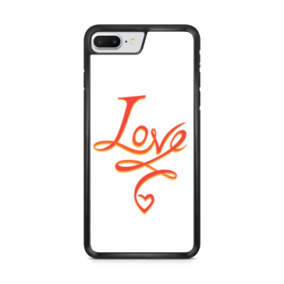 Чехол для iPhone LOVE