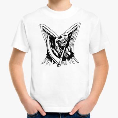 Детская футболка Ангел Смерти