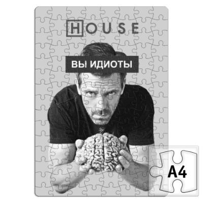 Пазл HOUSE