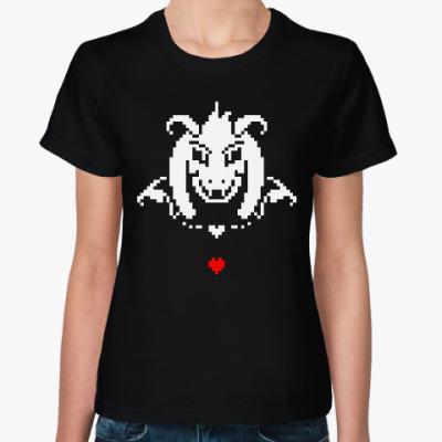 Женская футболка Asriel Dreemurr