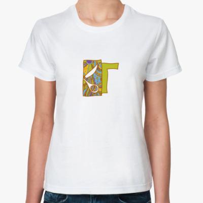 Классическая футболка Кино-Говно