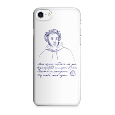 Чехол для iPhone 7/8 Сладкий Пушкин
