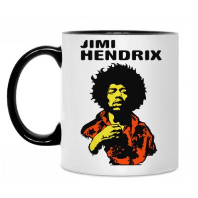 Кружка Jimmi Hendrix