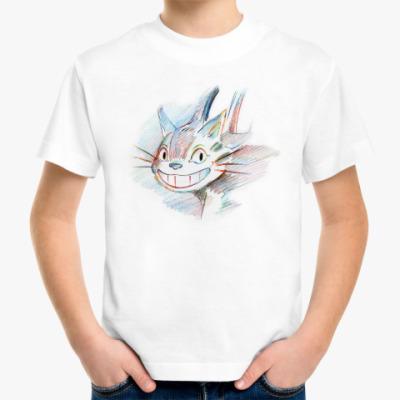 Детская футболка Котобус