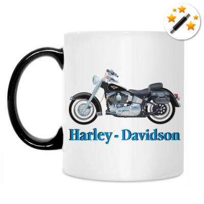 Кружка-хамелеон 'Harley'