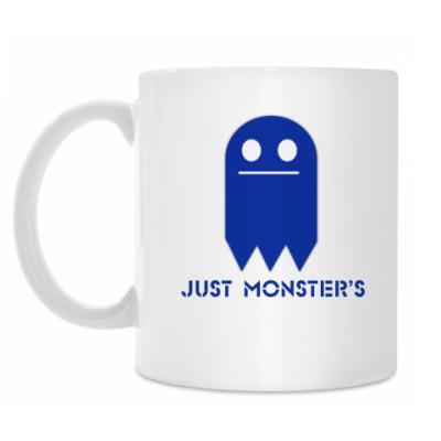 Кружка 'Just monster's'