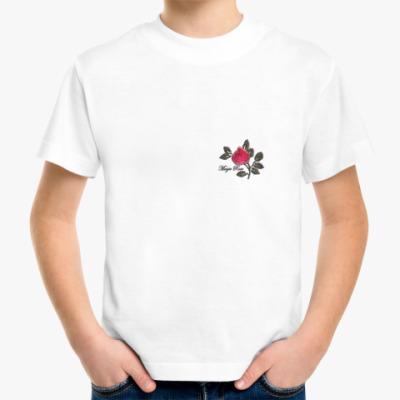 Детская футболка Magic Rose