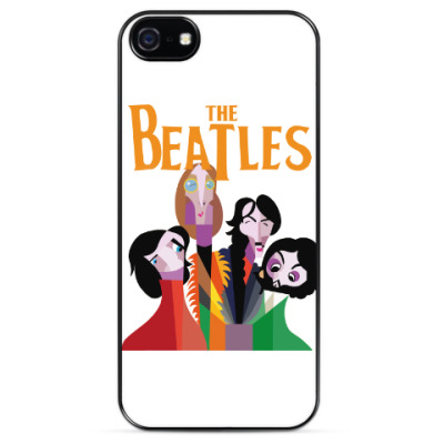 Чехол для iPhone Битлз, Beatles