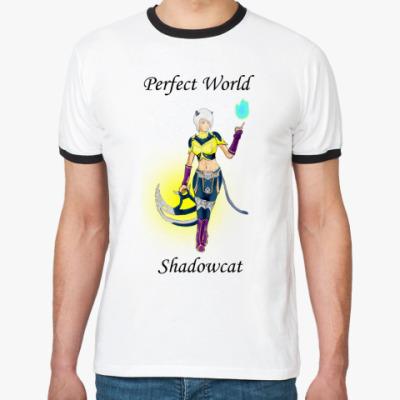 Футболка Ringer-T Shadowcat