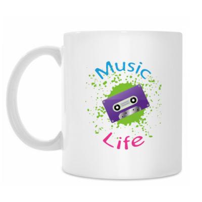 Кружка Музыка