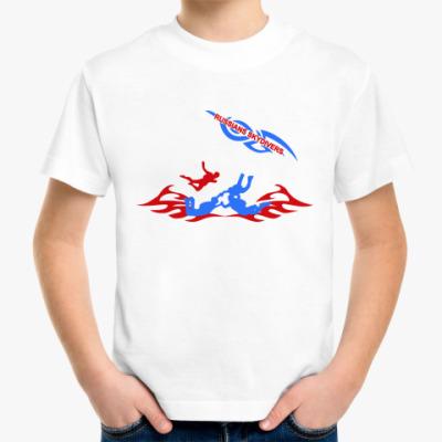 Детская футболка RUSSIANS SKYDIVERS