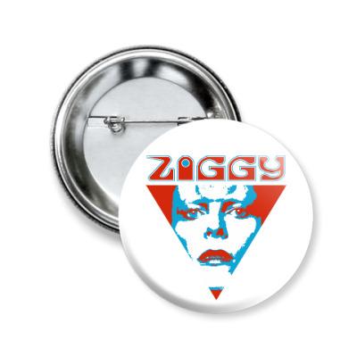 Значок 50мм Ziggy