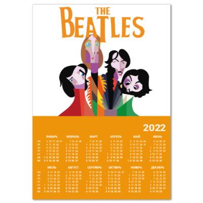 Календарь  Битлз, Beatles