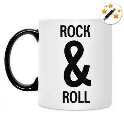 Кружка-хамелеон Rock 'n' Roll