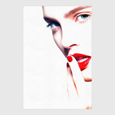 Постер Модель