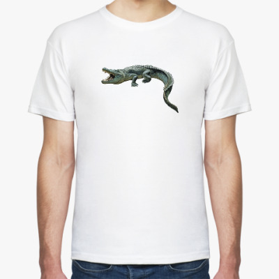 Футболка Крокодил