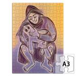 Мать. Женщина и кукла