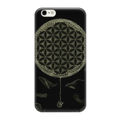 Чехол для iPhone 6/6s Цветок Жизни