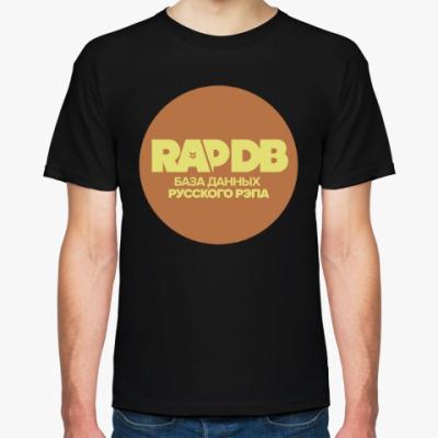 Футболка RAPDB Hanes Organic