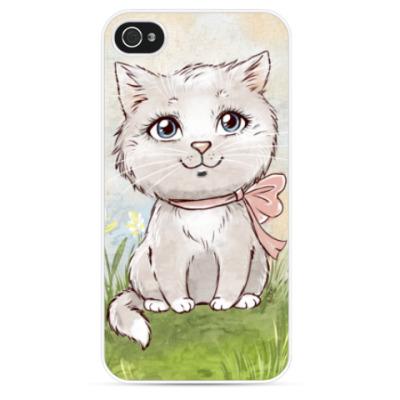 Чехол для iPhone Кошечка