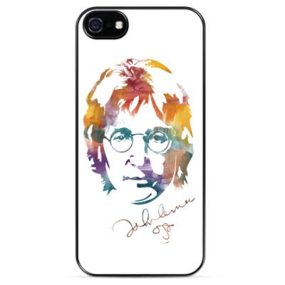 Чехол для iPhone The Beatles - John Lennon