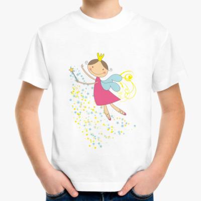Детская футболка Феечка