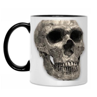 Кружка Чаша-череп `Мёртвая голова`