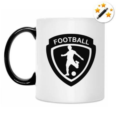 Кружка-хамелеон Футбол