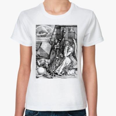 Классическая футболка Меланхолия I