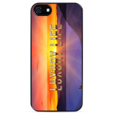 Чехол для iPhone Luxury Life