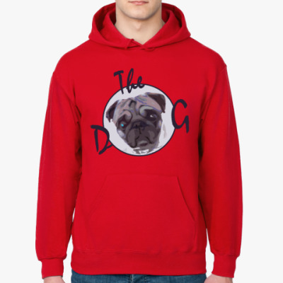 Толстовка худи The Dog