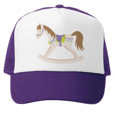Кепка-тракер Sleeping rocking horse