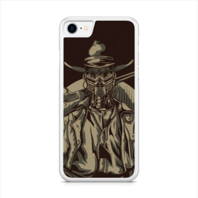 Чехол для iPhone ковбой