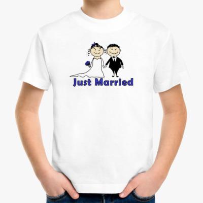 Детская футболка  JM