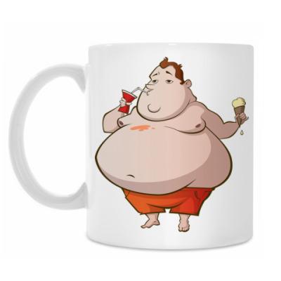 Кружка Fat boy