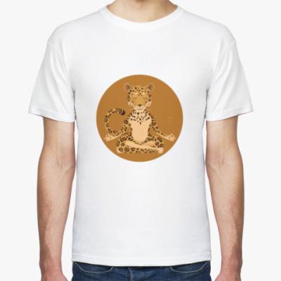 Футболка Animal Zen: J is for Jaguar