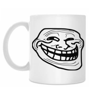 Кружка trollface